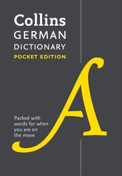 Collins German Pocket Dictionary: German-English & English-German 9780008183639