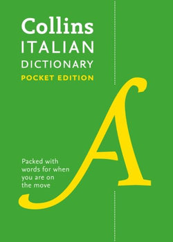 Collins Italian Dictionary Pocket Edition: Italian-English & English-Italian