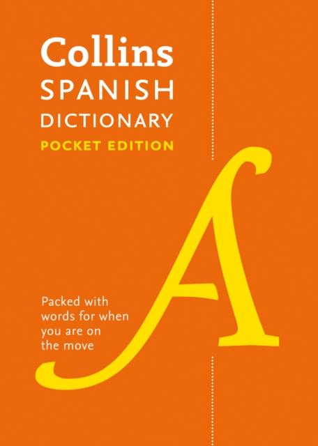 Collins Spanish Pocket Dictionary: Spanish-English & English-Spanish