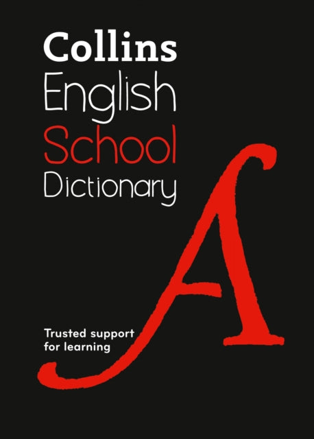 Collins English School Dictionary 9780008257927