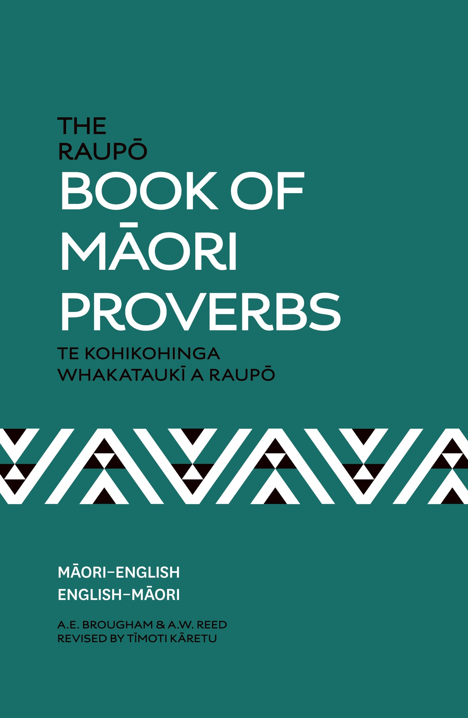 The Raupo Book of Maori Proverbs - 9780143567912