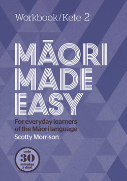 Maori Made Easy - Workbook 2 - 9780143771722
