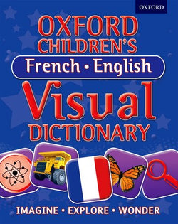 Oxford Children's French-English Visual Dictionary 9780192733726