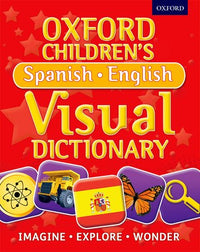 Oxford Children's Spanish-English Visual Dictionary 9780192733733