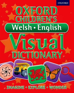Oxford Children's Welsh-English Visual Dictionary 9780192735638
