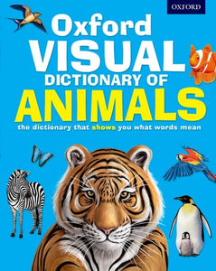 Oxford Visual Dictionary of Animals 9780192737571
