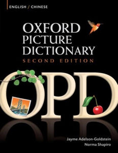 Oxford English-Chinese Picture Dictionary 9780194740128