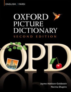 Oxford English-Farsi Picture Dictionary 9780194740203