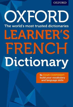 Oxford Learner's French Dictionary: French-English & English-French 9780198407980 - front