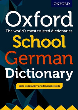 Oxford School German Dictionary: German-English & English-German 9780198408000