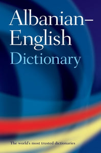 Oxford Albanian-English Dictionary (one-way) 9780198603221
