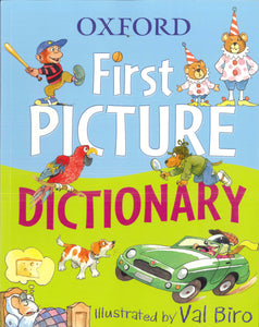 Oxford English First Picture Dictionary for schools and children - 9780199119844