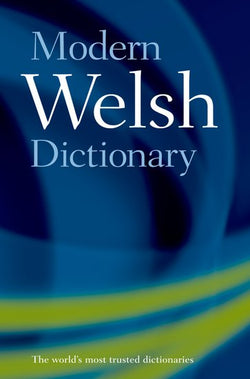 Oxford Modern Welsh Dictionary: Welsh-English & English-Welsh