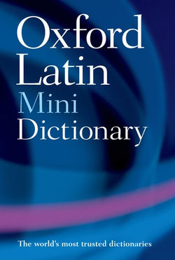 Oxford Latin Mini Dictionary: Latin-English & English-Latin 9780199534388