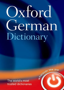 Oxford German Dictionary: German-English & English-German 9780199545681
