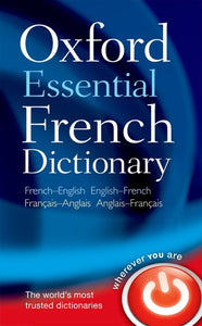 Oxford Essential French Dictionary: French-English & English-French 9780199576388
