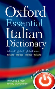Oxford Essential Italian Dictionary: Italian-English & English-Italian 9780199576418