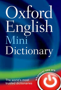Oxford English Mini Dictionary 9780199640966