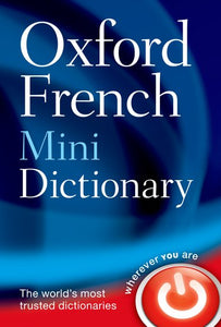 Oxford French Mini Pocket Dictionary: French-English & English-French 9780199692644