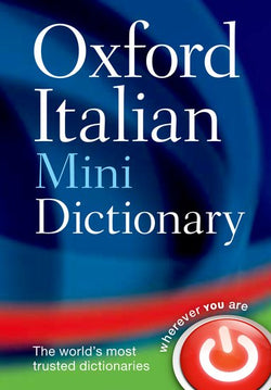 Oxford Italian Mini Dictionary: Italian-English & English-Italian