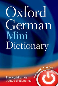 Oxford German Mini Dictionary: German-English & English-German