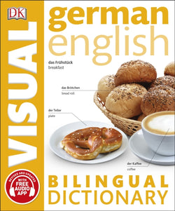 DK German-English Visual Bilingual Dictionary - 9780241292457