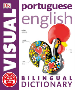 DK Portuguese-English Visual Bilingual Dictionary - 9780241317570