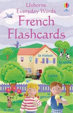 Usborne Everyday Words French Flashcards