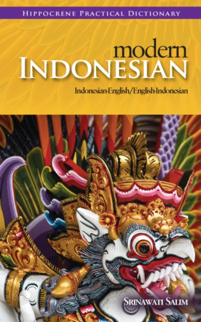 Modern Indonesian-English & English-Indonesian Practical Dictionary 9780781812351