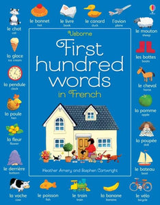 Usborne First Hundred Words in French 9781409596912