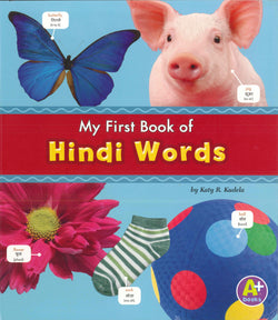 My First Book of Hindi Words 9781474706933