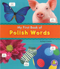 My First Book of Polish Words 9781474706957