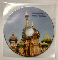 Ruslan Russian 1 - Audio CD only 9781899785841 - front