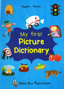 My First Picture Dictionary: English-Italian - 9781908357298 - front cover