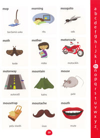 My First Picture Dictionary: English-Latvian 9781908357823 - sample page