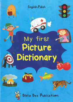 My First Picture Dictionary: English-Polish