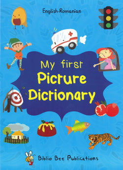My First Picture Dictionary: English-Romanian