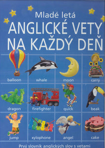 English-Slovak Illustrated Dictionary for Children and Schools - 9788010011490