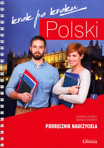 Polski Krok po Kroku. Volume 1: Teacher's Book with audio CD - 9788394117818