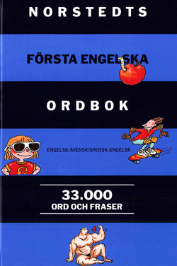 Norstedts First School Dictionary - English-Swedish & Swedish-English 9789113028545