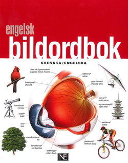 Illustrated Swedish Picture Dictionary - Swedish-English & English-Swedish 9789188423108 - front cover