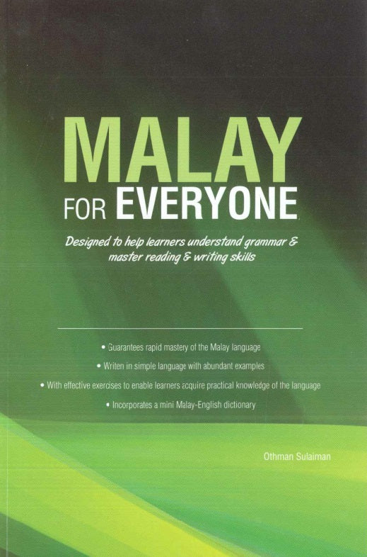 Malay for Everyone: the complete self-study guide
