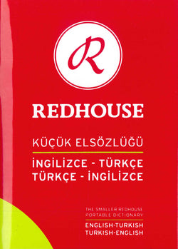 Redhouse Portable Dictionary: English-Turkish & Turkish-English 9789758176014