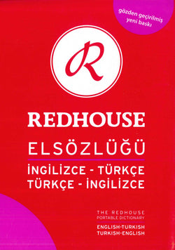 Redhouse Portable Dictionary - English-Turkish & Turkish-English 9789758176854