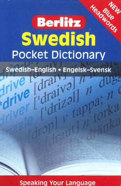 Berlitz Swedish Pocket Dictionary: Swedish-English & English-Swedish