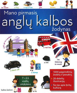 My First English-Lithuanian Picture Dictionary 9789955237686