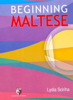 Beginning Maltese Course - Book and 2 free audio CDs