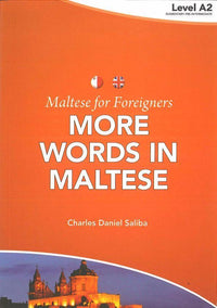 Maltese for Foreigners - More Words in Maltese