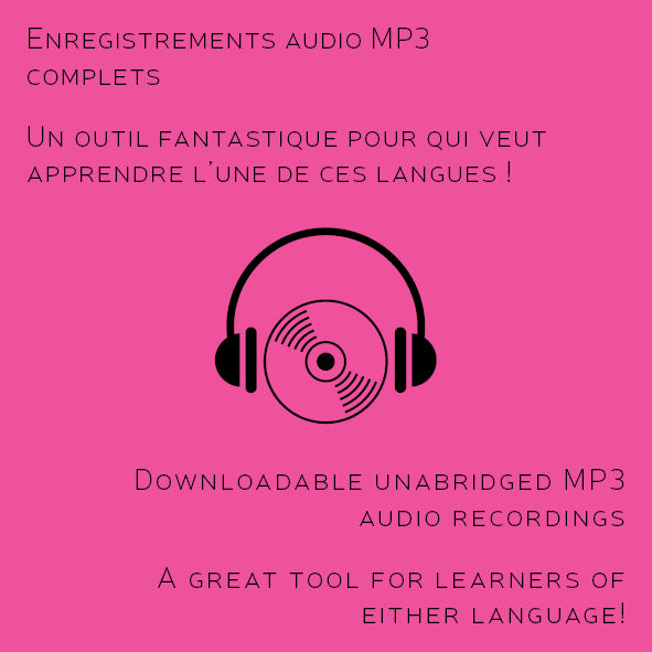 The Little Prince French English Bilingual Reader With Audio Download Le Petit Prince