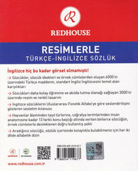 Turkish-English Illustrated Picture Dictionary